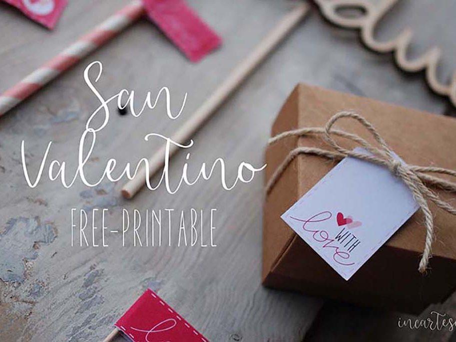 file digitali in regalo per te kit per San Valentino