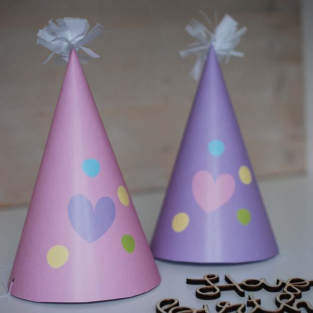 Cappellini per compleanno